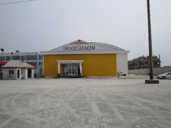 Event Center with Air Conditions and Chairs, Lekki-ajah Express Way By World Oil Filling Station, Ikate Elegushi, Lekki, Lagos, Commercial Property for Sale