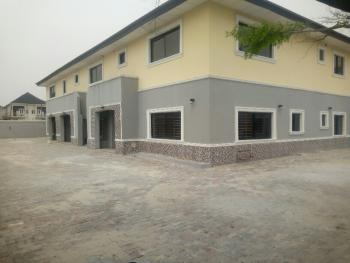 Neatly Finished 4 Bedroom Duplex in an Expansive Compound, Ikate Elegushi, Lekki, Lagos, Terraced Duplex for Rent