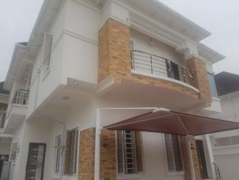 Luxury 5 Bedroom Detached Duplex with Bq, After Chevron Toll Gate, Lekki, Lagos, Detached Duplex for Sale
