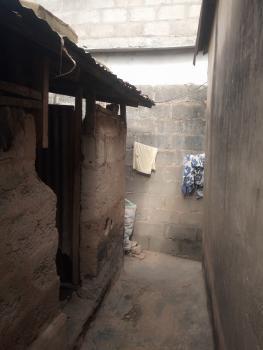 Half Plot of Land, Demolishable Structure, Omolara Street, Ojodu, Lagos, Land for Sale