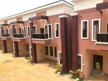 Brand New Perfectly Finished 4 Bedroom Terraced Duplex, with Lots of Features, Chevron Drive, Lekki Phase 1, Lekki, Lagos, Terraced Duplex for Sale