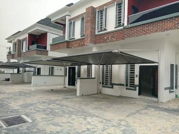 Tastefully Finished 4 Bedroom Semi Detached Duplex with Bq. Pay and Pack in, Daniel Garden, Agungi, Lekki, Lagos, Semi-detached Duplex for Sale