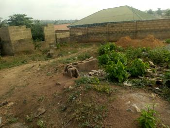 a Full Plot of Land. Uncompleted Building, Near Moniya, Ibadan, Oyo, Terraced Bungalow for Sale