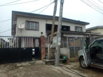 a Two (2) Wing of 5bedroom Duplex with Boys Quarters, Sha Sha Road, Dopemu, Agege, Lagos, Semi-detached Duplex for Sale