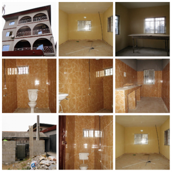 Brand New  Waterfront 3 Bedroom Apartment with Private Transformer, Abulado By Trade Fair Complex, Satellite Town, Ojo, Lagos, Flat for Rent