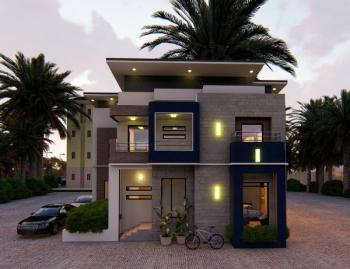 4 Bedroom Stand Alone Villa   (off Plan with 12months Delivery), By Nepa Junction, Apo, Abuja, Detached Duplex for Sale
