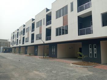 3 Bedroom Luxury Townhouse Plus Bq, Gra, Osapa, Lekki, Lagos, Terraced Duplex for Sale