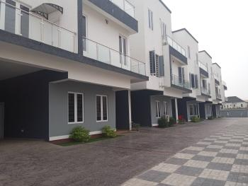 Newly Built with Excellent Features 6 Units of 5 Bedroom Terraced Duplex with a Room Servant Quarters, Oral Estate, Ikota Villa Estate, Lekki, Lagos, Terraced Duplex for Sale