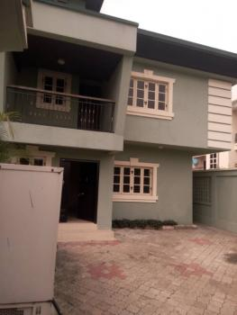 4 Bedroom Semi Detached, Off Macpherson Street, Ikoyi, Lagos, Flat for Rent
