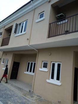 Super Luxury Newly Built 3 Bedroom Duplex, Adjacent Popular Blenco Supermarket, Sangotedo, Ajah, Lagos, Terraced Duplex for Rent