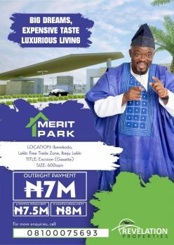 Land, Lekki Free Trade Zone, Lekki, Lagos, Land for Sale