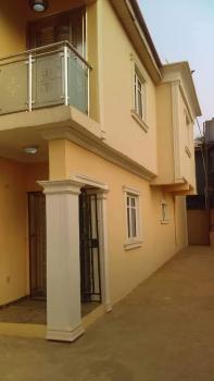Exquisitely 3 Bedroom Duplex on Half a Plot, St Timothy Church, Ojodu, Lagos, Detached Duplex for Sale