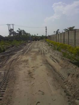 Serviced Plots of Land, Abijo Gra, Eko Akete Scheme, Leki-epe Expressway, Epe, Lagos, Industrial Land for Sale