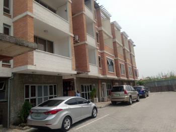 Serviced 2 Bedroom Duplex  with Swimming Pool, Igbokushu, Jakande, Lekki, Lagos, Terraced Duplex for Rent