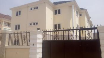 Brand New Tastefully Finished 6 Units of 3 Bedroom Flat, En Suite, Pop Finishing, Serene and Well Secured Neighborhood, Guzape District, Abuja, Flat for Rent
