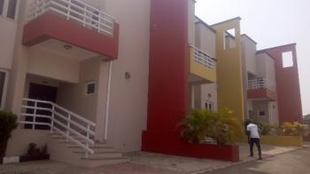 Exotic 3 Bedroom Fully Serviced Terrace Duplex with a Bq, 24hrs Services, Ideally for Expatriates, Vips, Guzape District, Abuja, House for Rent