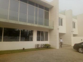 Luxury 4 Bedroom Twin Duplex with Swimming Pool, Maitama District, Abuja, Semi-detached Duplex for Rent