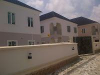 4 And 5 Bedroom Detached Duplexes (all En-suite) With Jacuzzi, Fitted Kitchen And Boys Quarters, Ikota Villa Estate, Lekki, Lagos, 4 Bedroom, 5 Toilets, 4 Baths House For Sale