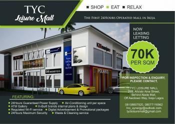 Tyc Mall, Awolowo Way, Allen, Ikeja, Lagos, Plaza / Complex / Mall for Rent