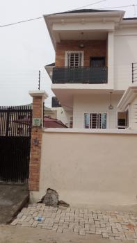 Newly Built 10 Units of 4 Bedroom Semi Detached  House with 1 Room Bq, Off Lekki Epe Express Way, Agungi, Lekki, Lagos, Semi-detached Duplex for Sale