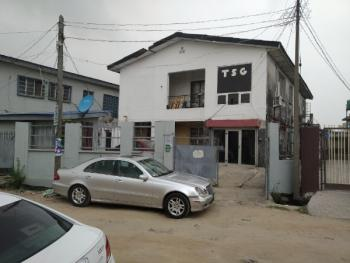 a House Comprising 2 Flats and a Boys Quarter, Bode Thomas, Surulere, Lagos, Block of Flats for Sale