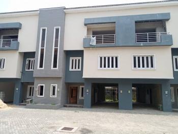 Newly Built 4 Bedroom Terrace Duplex, Ocean Bay Estate, Lafiaji, Lekki, Lagos, Terraced Duplex for Sale