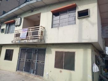 a Storey Building Comprising 4flats of 3b/rms with Bq in a Prime Location, Seriki Aro Street, Ikeja, Allen, Ikeja, Lagos, Block of Flats for Sale