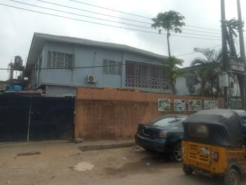 a Block of 4 Flat of 3 Bedrooms Flat, Bode Thomas, Surulere, Lagos, Block of Flats for Sale