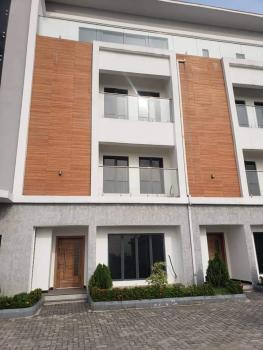 Luxury 4 Bedroom Terrace Duplex with Bq, Swimming Pool, Gym Spacious Compound, Osborne, Ikoyi, Lagos, Terraced Duplex for Sale