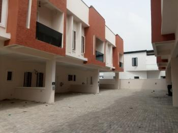 Well Built 4 Bedroom Terrace Duplex, All Rooms Are En-suite, Ochild Hotel Road, By Second Toll Gate, Lekki Expressway, Lekki, Lagos, Terraced Duplex for Rent
