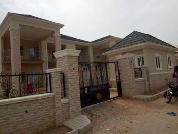 Luxurious 5 Bedroom Semi Detached Duplex with 2 Rooms Servant Quarters, Katampe Extension, Katampe, Abuja, Semi-detached Duplex for Sale