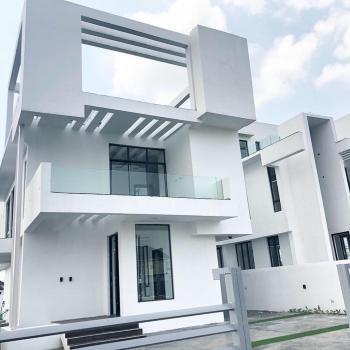 Luxury 5 Bedroom Fully Detached Duplex at Pinnock Beach Estate Off Shoprite Lekki Lagos, Osapa, Lekki, Lagos, Detached Duplex for Sale