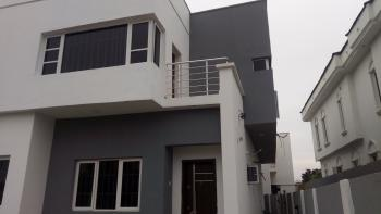 Newly Built 4 Bedroom Duplex with 1 Room Bq All Rooms Are Ensuite, Fitted Kitchen, Agungi, Lekki, Lagos, Semi-detached Duplex for Sale