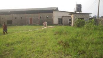 Two Number Factory Building/warehouse, 31, Alhaji Tajudeen Street, Afromedia, Ajagbandi, Ojo, Lagos, Warehouse for Sale