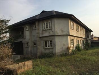 a Block of 4 Nos 3 Bedroom Flat on 2 Plots, Dauda Oyelara Street, Off Oremeji Street Oke Aro, Agbado, Ifo, Ogun, Block of Flats for Sale