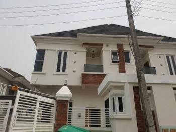 Tastefully Finished 4 Bedrooms Semi-detached Duplex with Bq, Chevron, Idado, Lekki, Lagos, Semi-detached Duplex for Rent