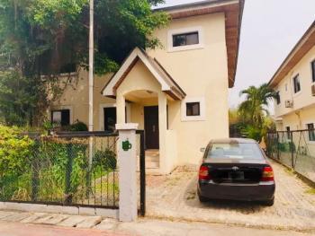 4 Bedroom Detached Duplex + Bq, Osborne, Ikoyi, Lagos, Semi-detached Duplex for Sale