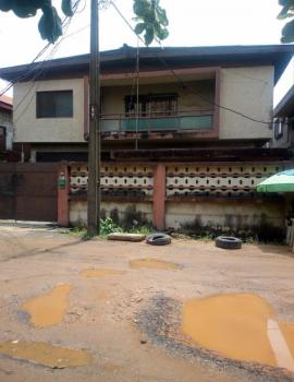 Well Structured 5 Bedroom Duplex with a Land Setback Land, Off Babs, Animashaun, Bode Thomas, Surulere, Lagos, Detached Duplex for Sale