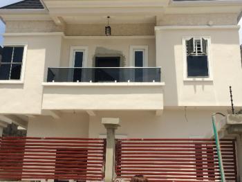 4 Bedroom Duplex with Bq, Exquisitely Finished, Chevron Alternative Drive, Chevy View Estate, Lekki, Lagos, Detached Duplex for Sale