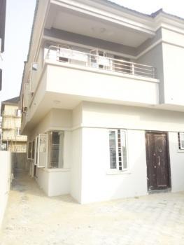 Newly Constructed 4 Bedroom Semi Detached Duplex, Osapa, Lekki, Lagos, Semi-detached Duplex for Sale