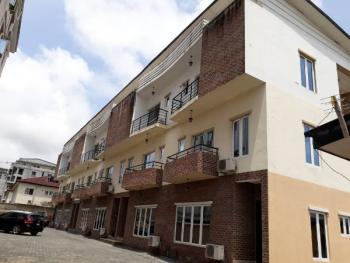 Newly Built and Furnished 4 Bedroom Terrace with Bq, Oniru, Victoria Island (vi), Lagos, Terraced Duplex for Sale