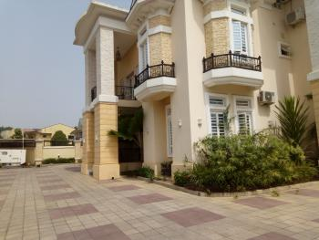 Ambassadorial Mansion, Furnished 5 Bedroom Detached Duplex with 2 Bedroom Guess Chalet, Off Aguyi Ironsi Street, Maitama District, Abuja, Detached Duplex for Rent