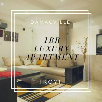1 Bedroom Luxury Apartment Located in Ikoyi, Okotie Eboh, Old Ikoyi, Ikoyi, Lagos, Mini Flat Short Let