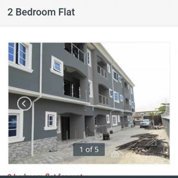 Newly Built 9(no) 2 Bedroom Flats in an Estate, Ajah, Lagos, Flat for Sale