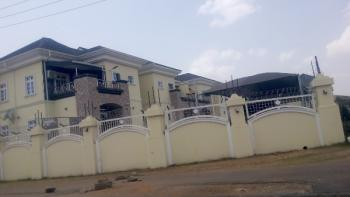 Brand New Luxurious 4 Bedroom Terrace Duplex with a Bq, Serene Neighborhood, Katampe Extension, Katampe, Abuja, House for Sale