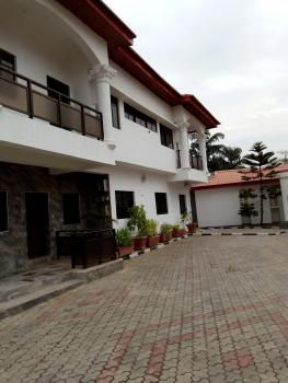 Tastefully 4 Bedrooms Semi-detached Duplex with 3 Rooms Bq and Generator, Off Aminu Kano Crescent, Wuse 2, Abuja, Semi-detached Duplex for Rent