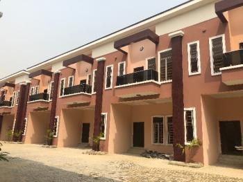 Tastefully Finished Brand New 4 Bedroom Terraced Duplex with Bq, 24 Hours Electricity, Chevron Drive, Lekki Expressway, Lekki, Lagos, Terraced Duplex for Sale