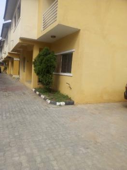 3 Bedrooms Terrace Duplex, Behind Circle Mall, Osapa, Lekki, Lagos, Terraced Duplex for Sale