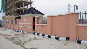 900sqm Serviced Land Space Fenced & Gated with Interlocking Tiles, Lekki Phase 1, Lekki, Lagos, Commercial Land for Rent