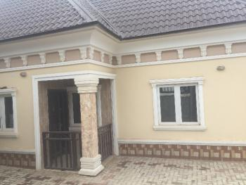 3 Bedroom Bungalow All Rooms En-suite Standing Alone in a Fenced and Gated Compound, Fha, Lugbe District, Abuja, Detached Bungalow for Rent